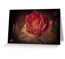 A Little Piece of Beauty Greeting Card
