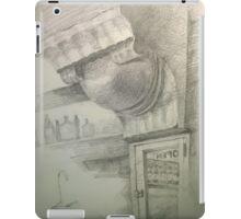 1920s craftsmanship iPad Case/Skin