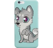 Lil husky iPhone Case/Skin