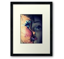 03-26-11: One And The Same Framed Print