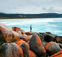 Bay of Fires by James McKenzie