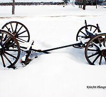 Wagon by Krista Corner