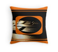under control Throw Pillow