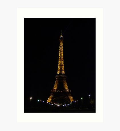 STUNNING Tower Magic ~ the David Gray Collection Art Print