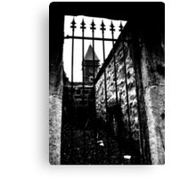 Christs kirk on the green 2 Canvas Print