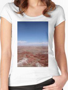 Arizona Landscape Women's Fitted Scoop T-Shirt