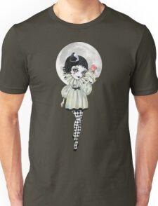 Pierrette Under the Icy Moon Unisex T-Shirt