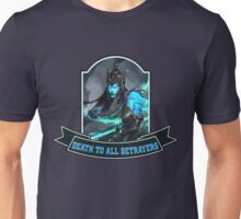Death to all betrayers Unisex T-Shirt