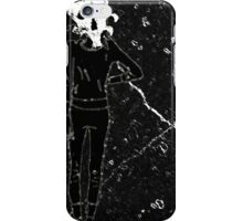 Agent Skulley iPhone Case/Skin