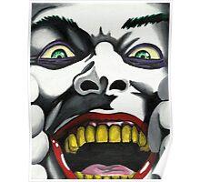 If I weren't crazy I'd be insane Poster