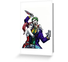 Miss Me, Puddin'? Greeting Card