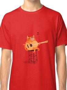 Feline Groovy Classic T-Shirt