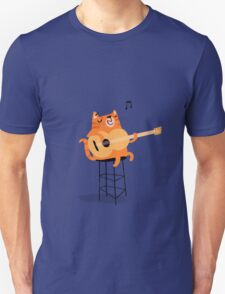 Feline Groovy Unisex T-Shirt