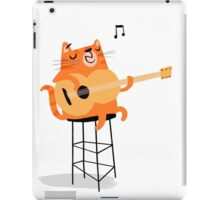 Feline Groovy iPad Case/Skin