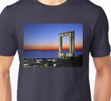 The Portara of Naxos Unisex T-Shirt
