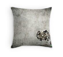 Inner Steampunk 2 Throw Pillow