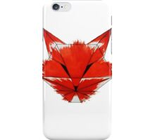 Cunning Fox iPhone Case/Skin