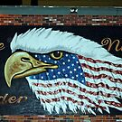 """American Pride""  2001 by Chuck Gardner"