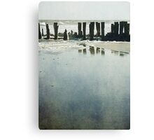 Folly Afternoon Canvas Print