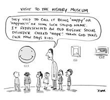 day at the museum Photographic Print