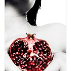 'Pomegranate' from the Flesh Series by ICBONES