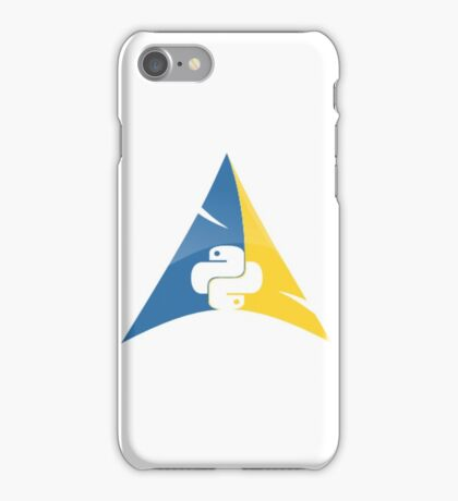 Python Arch Linux iPhone Case/Skin