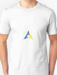 Python Arch Linux T-Shirt