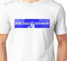 anti-social network Unisex T-Shirt