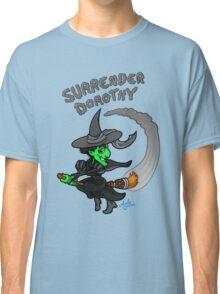 Surrender Dorothy Classic T-Shirt