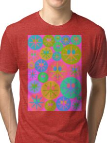 Sweet Happy Smiley Tri-blend T-Shirt