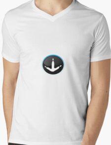Sabayon Linux Mens V-Neck T-Shirt