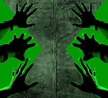 Green Hands by Mableism