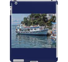 Enjoy a trip around the Greek Island of Skiathos,, iPad Case/Skin