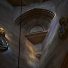 Light in St. John's Cathedral by Kate Farkas
