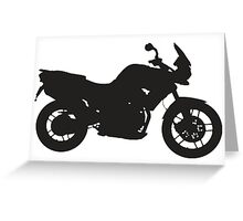 Triumph Tiger  Greeting Card