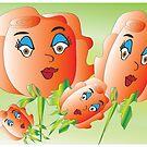 Everyone loves Roses..... by IrisGelbart