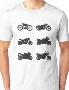History of Triumph Unisex T-Shirt