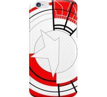 Stylised Prototype Shield iPhone Case/Skin