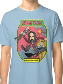 """Billy Kong"" -  nerdy gamer tee Classic T-Shirt"