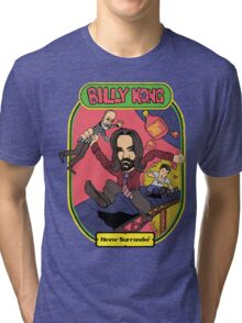 """Billy Kong"" -  nerdy gamer tee Tri-blend T-Shirt"