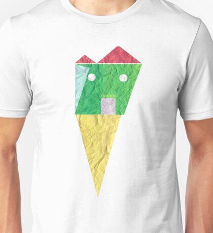 paper world  Unisex T-Shirt