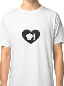 Cupcake Lover Classic T-Shirt