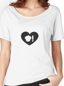 Cupcake Lover Women's Relaxed Fit T-Shirt