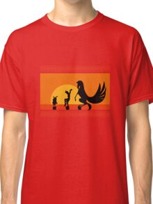 Hercules Sunset Classic T-Shirt