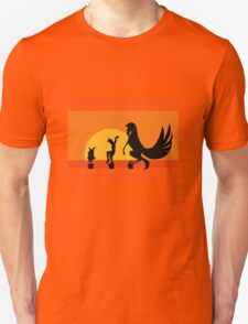Hercules Sunset Unisex T-Shirt