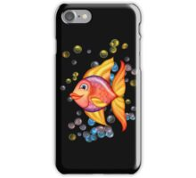 Happy Colorful Fish  iPhone Case/Skin