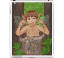 Finwe - Fairy - Elf Boy Art iPad Case/Skin