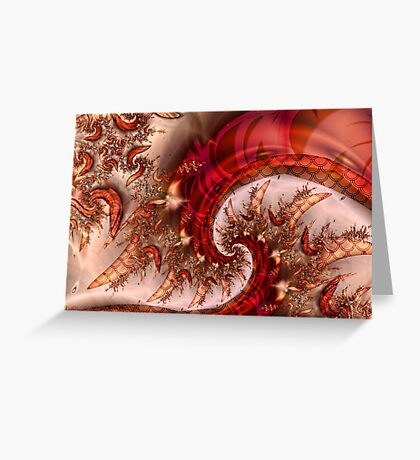 Deluge Greeting Card
