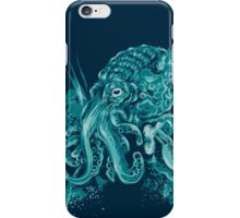 A God Beyond the Sea iPhone Case/Skin