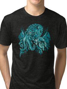 A God Beyond the Sea Tri-blend T-Shirt